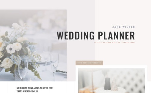 Top Wedding WordPress themes 2020 for Wedding Planner - Wedding Planner