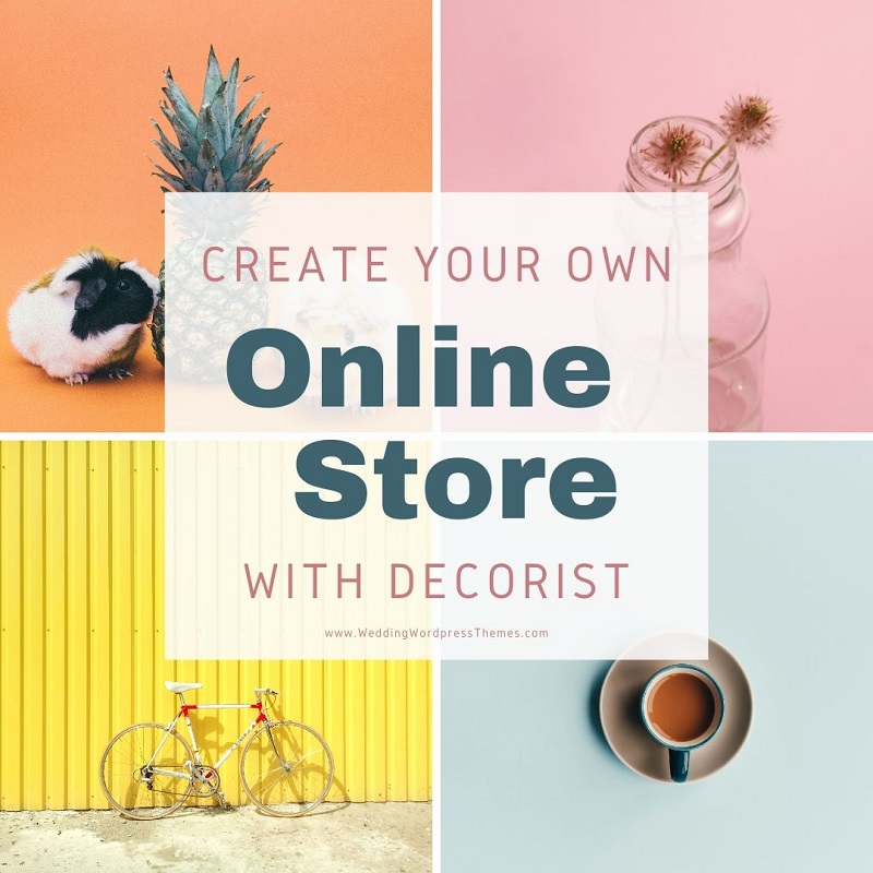 How to create your own online store with Decorist